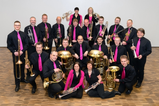 "BRASS to date ""Showtime"" – Pop Brass Musik"