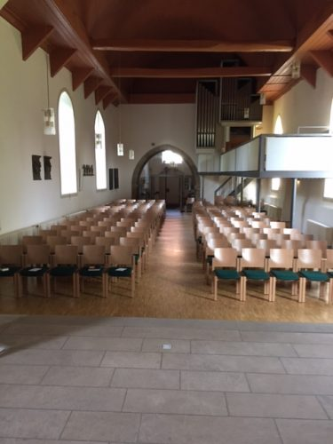 Die Kirche - Kulturkirche in Rodenberg