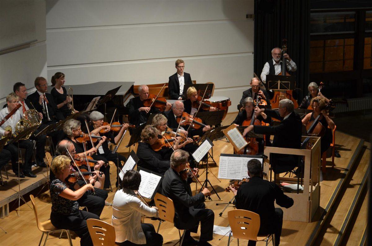 Kammerorchester Langenhagen – Das DADA-Projekt